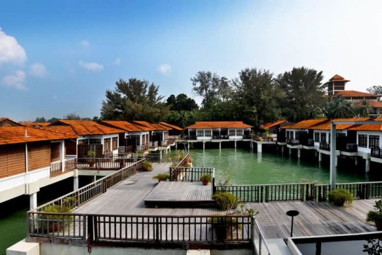 Avillion Port Dickson Honeymoon Package